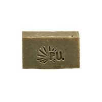 Purple Urchin Bar Soap Dead Sea Mud with Lemon 145g