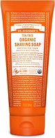 Dr. Bronner's Organic Shaving Soap Tea Tree 207 ml