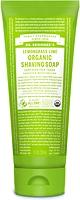 Dr. Bronner's Organic Shaving Soap Lemongrass Lime 207 ml