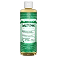Dr. Bronner's Pure-Castile Liquid Soap - Almond 237ml-946ml