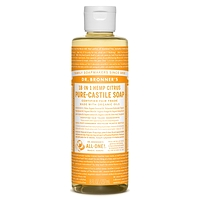 Dr. Bronner's Pure-Castile Liquid Soap - Citrus 237ml-946ml