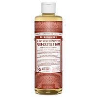 Dr. Bronner's Pure-Castile Liquid Soap - Eucalyptus 237ml-946ml
