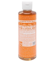 Dr. Bronner's Pure-Castile Liquid Soap - Tea Tree 237ml-946ml