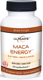 Brad King's Maca Energy 90 Vcaps