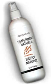 Simply Natural Skin Toner 268ml