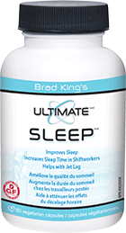 Brad King's Ultimate Sleep 60 Vcaps