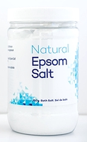 Epsomgel Natural Epsom Salt 750 g