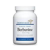 Dr. Whitaker Berberine 500 mg 90 Vcaps