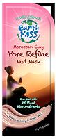 Earth Kiss Pore Refine Moroccan Clay Mud Mask 17 g
