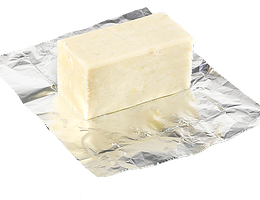 Shea Butter Source Shea Butter 100% Pure 454g / 1 lb Brick