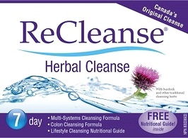 Prairie Naturals ReCleanse Herbal Cleanse 7-Day Kit