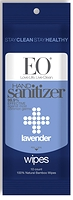 EO Hand Sanitizing Wipes Travel Pack Lavender10-pack