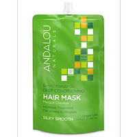 Andalou Naturals Marula Oil Silky Smooth Hair Mask 44 ml / 1.5 fl oz