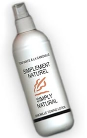 Simply Natural Chamomile Toner 300ml