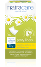 Natracare Panty Liners Long 16-count