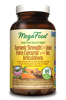 MegaFood Turmeric Strength for Joint 60 tablets