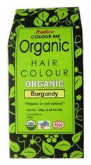 Radico Colour Me Organic Hair Colour Burgundy 100 g