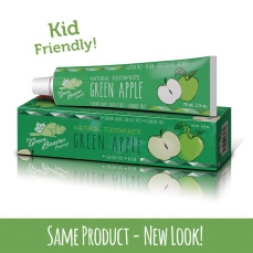 Green Beaver Natural Toothpaste Green Apple 75 ml
