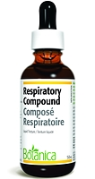Botanica Respiratory Compound tincture 50 ml
