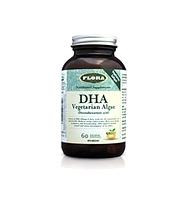 Flora DHA Vegetarian Algae 60 Softgel Capsules
