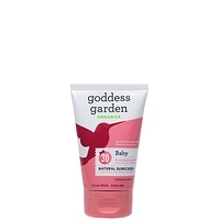 Goddess Garden Organics Baby Natural Sunscreen Lotion SPF 30 96 g / 3.4 oz