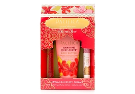 Pacifica Gift Set Hawaiian Ruby Guava