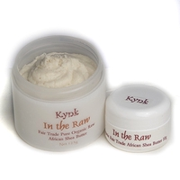 Kynk Naturals In The Raw Pure Shea Butter Cream 10g-90g