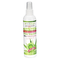 Real Aloe Aloe Vera Spray Organic 227 ml