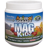 Animal Parade Mag Kidz Magnesium Supplement for Children 171g Powder