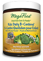 MegaFood Kids Daily B-Centered Nutrient Booster Powder 32.1g