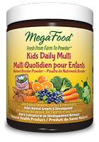 MegaFood Kids Daily Multi Nutrient Booster Powder 49.8g