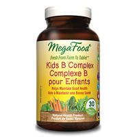 MegaFood Kids B-Complex 30 tablets