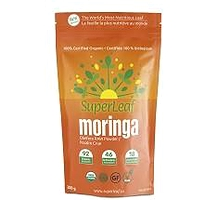 SuperLeaf Moringa Oleifera Raw Powder
