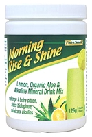 Prairie Naturals Morning Rise & Shine Alkaline Mineral Drink Powder