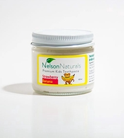 Nelson Naturals Kids Toothpaste Strawberry Banana 60 ml