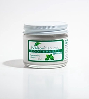 Nelson Naturals Toothpaste Spearmint 60ml Jar