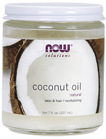 NOW Coconut Oil 207ml