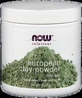 NOW European Green Clay  Powder 170g