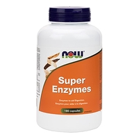 NOW Super Enzymes180 capsules