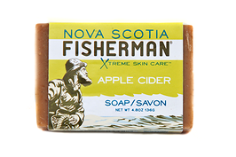 Nova Scotia Fisherman Soap Bar Apple Cider 136g