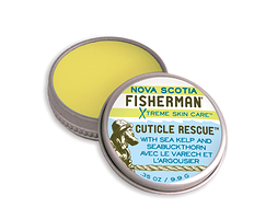 Nova Scotia Fisherman Cuticle Rescue with Sea Kelp & Sea Buckthorn 9.9g / 0.35oz