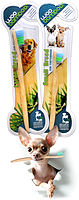 WooBamboo Pet Toothbrush Large Breed