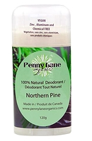 Penny Lane Organics 100% Natural Deodorant Northern Pine 120g