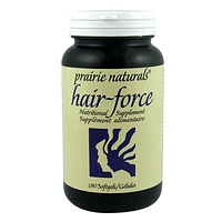 Prairie Naturals Hair-Force Softgels