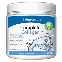 Progressive Complete Collagen Unflavoured 250 g