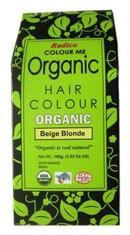 Radico Colour Me Organic Hair Colour Beige Blonde 100g