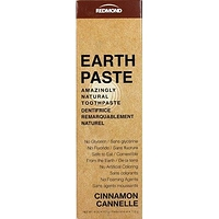 Redmond Earthpaste Clay Toothpaste Cinnamon 113 g