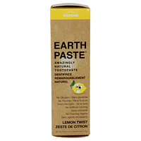 Redmond Earthpaste Clay Toothpaste Lemon Twist 113 g