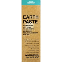 Redmond Earthpaste Clay Toothpaste Wintergreen 113 g