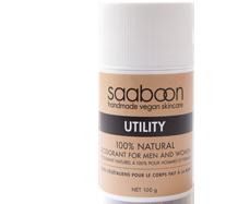 Saaboon Utility Deodorant 100g